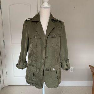 New! Anthro Fenn Wright Manson Military Jacket